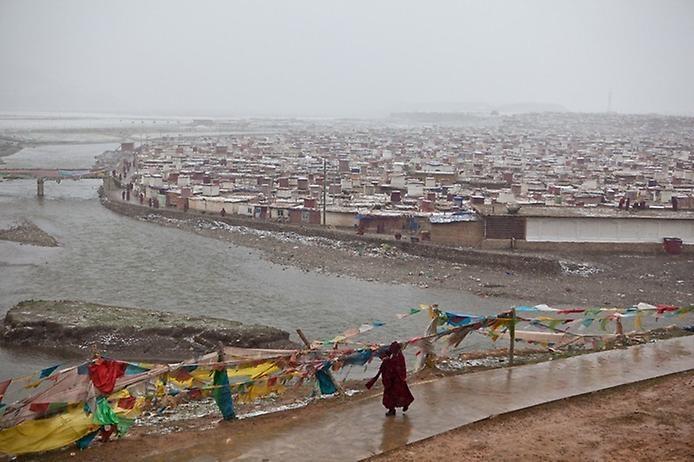 Монастырь Яшен. Тибет, изображение №4