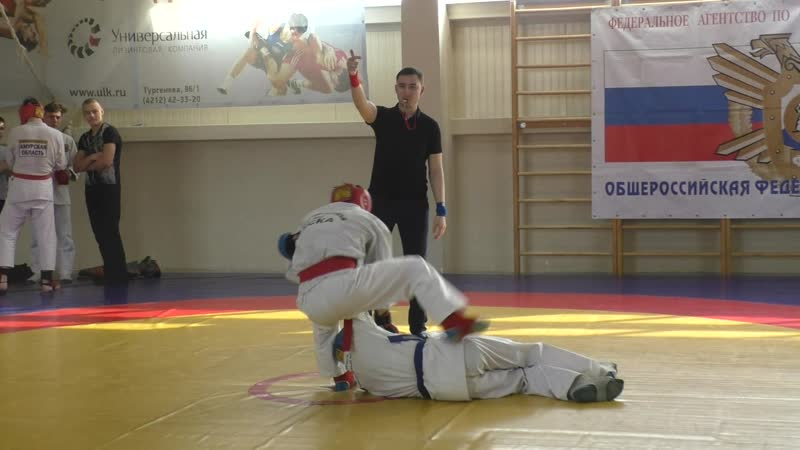 Кузнецов vs Кищенко