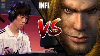 WC3: Moon (Night Elf) vs. Infi (Human) [BlizzCon 2010 LF G1] | Warcraft 3