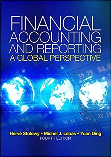 Financial Accounting and Reporting A Global Perspective