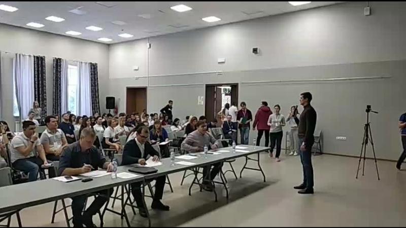 Республиканский молодежный форум Потенциал республики ПАО КАМАЗ представляет проект ZAVODчанки