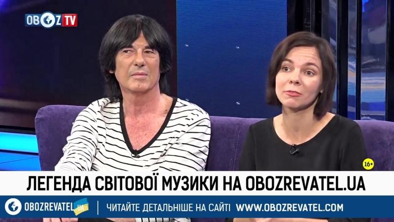 Концерт Дідьє Маруані міг відбудуться в 1986 році в Чорнобилі