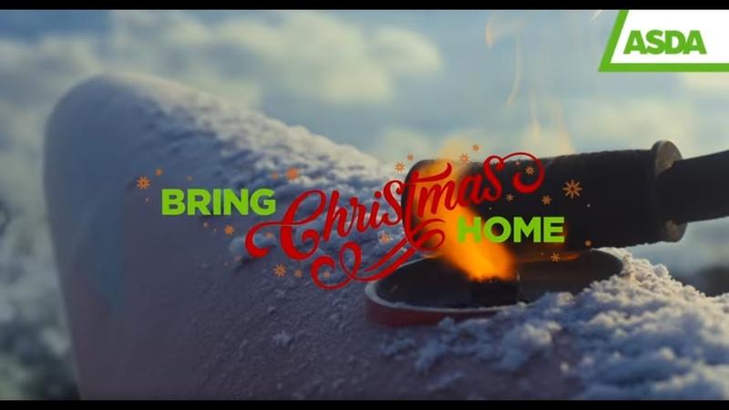 Asda Christmas Advert 2018 Bring Christmas Home Full Version