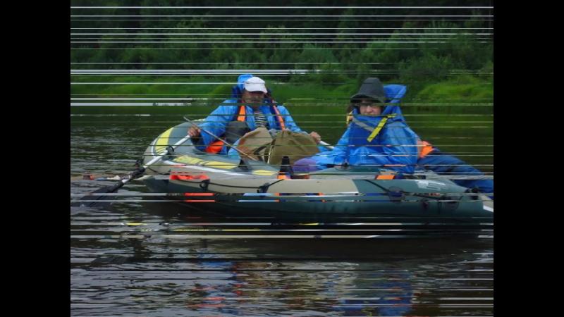 Лысимо, Шайнаты, Синяя Глина Ленского района Архангельской области сплав по реке Яренга