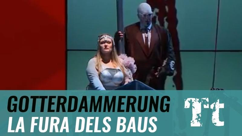 Richard Wagner Gotterdammerung LA FURA DELS BAUS Zubin Mehta Valencia 2009