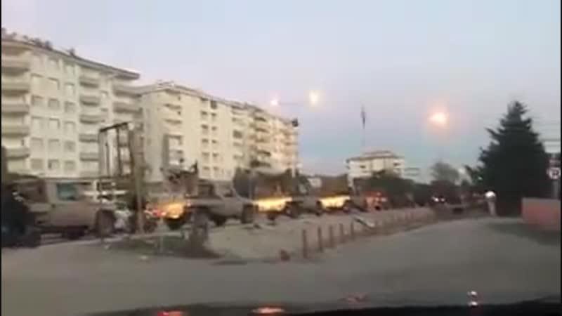 ССАшники в одном из приграничных городов