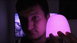 ОБЗОР Utorch LP-11 ► цветная LED лампа - сломалась :(