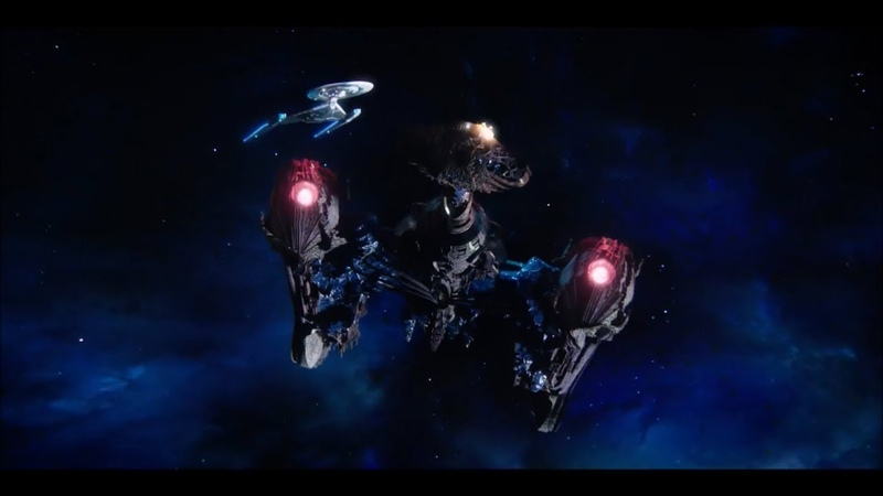 Star Trek Discovery USS Discovery уничтожает флагман Клингонов