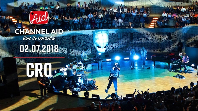 CRO - Todas (live aus der Elbphilharmonie Hamburg) CALIC2018