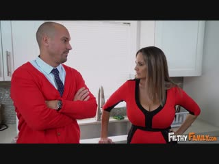 Ava Addams - Ava Fucks Her Stepson for Sniffing Her Panties  [ New Porn, Sex, Blowjob, 2018, HD ]