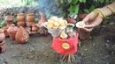 Miniature Pani Puri | Golgappa recipe | Miniature cooking 07 | mini foodkey