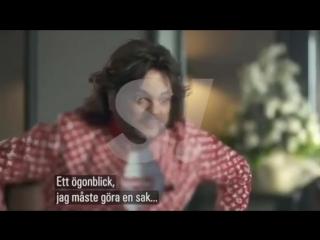 Интервью шведскому ТВ на Евровидении. Лиссабон, 5 мая 2018 г.