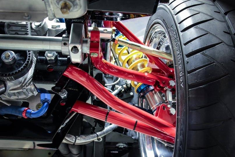 Camaro 1967 года от мастерской Speedway Motors, изображение №5