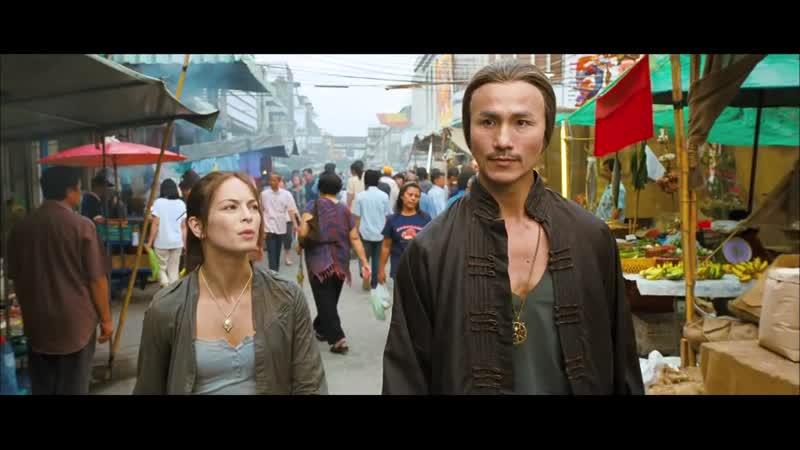 Уличный боец - стритфайтер - фильм - боевик HD