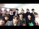 [180224] Seventeen (세븐틴) @ Abema TV Official Periscope