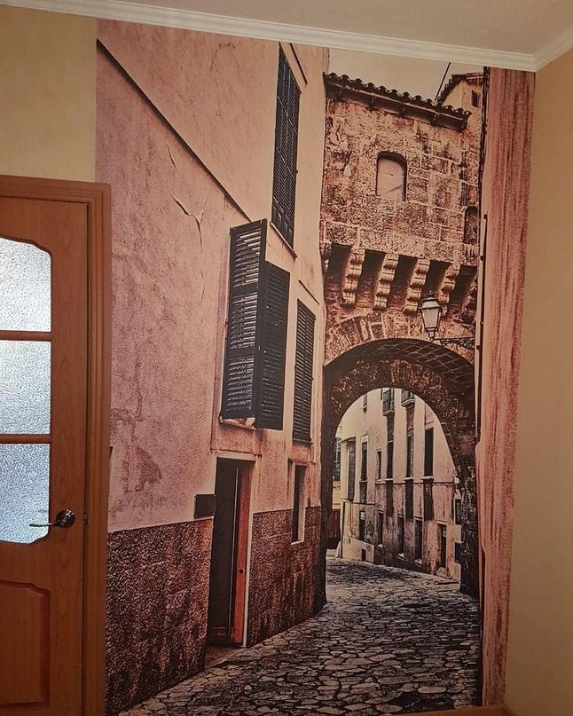 🖨Печать фотообоевОбои Arto di Fresco VINYL – материал на нетканой флизелиновой основе - Типография Седьмой Легион