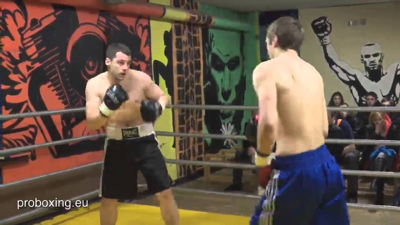 16.03.2016 Real Boxing Show Fight 4