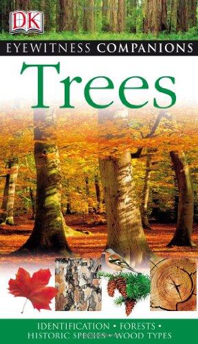 Carol Usher, John White, Colin Ridsdale - Trees (Eyewitness Companions)   (2005, DK ADULT)