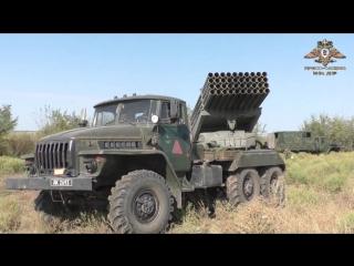 В ДНР прошли состязания на лучшие подразделения артиллерии.