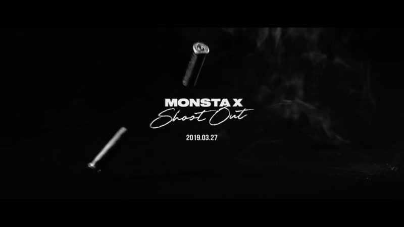 [VK][190225] MONSTA X - SHOOT OUT (Japanese ver.) (Teaser)