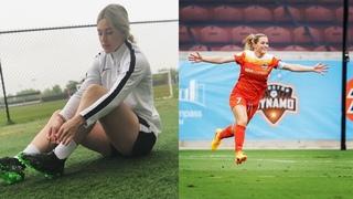 Kealia Ohai hot girl soccer The seven num in my heart