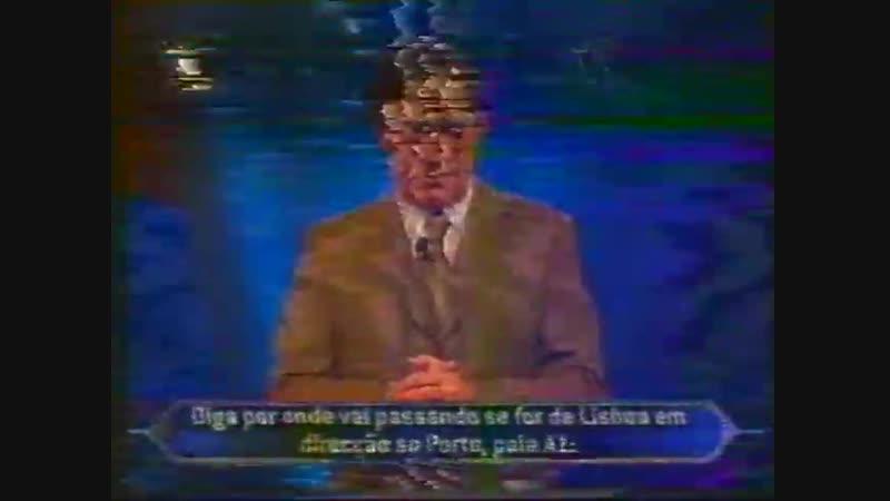 Quem Quer Ser Milionario Португалия 2 марта 2000