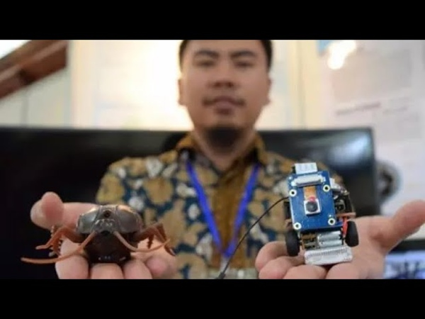 TNI Akan Dipersenjatai Robot Mata Mata Canggih Buatan Dalam Negeri Malaysia Makin Keder?