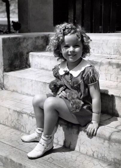 """Ширли Темпл - «Девочка-кукла». Самая юная обладательница премии """"Оскар""""., изображение №7"""