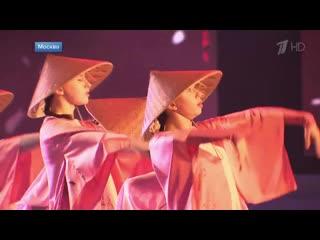 В Москве состоялся фестиваль детского танца «Светлана».