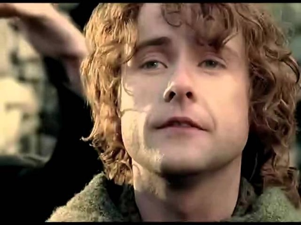 You and me Merry Pippin