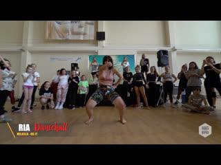 SUMMER GROOVE DANCE CAMP 2019 | RIA | FEMALE DANCEHALL