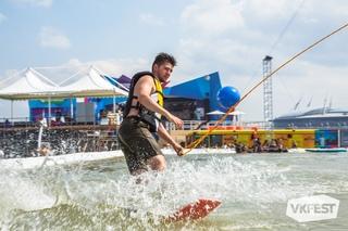 VK Fest 2018: зона «Спорт»