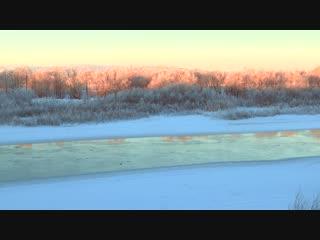 Зима в Устьянах. Из прошлого и настоящего.