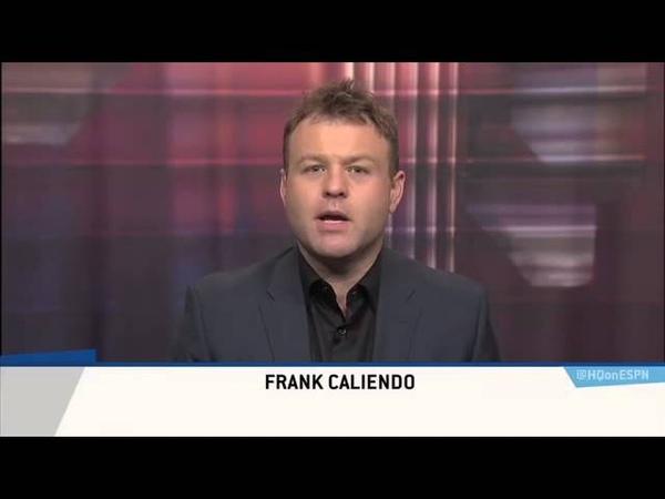 Frank Caliendo does Papi Le Batard impression