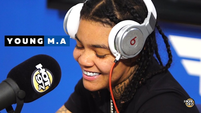 YOUNG M.A | FUNK FLEX | Freestyle132