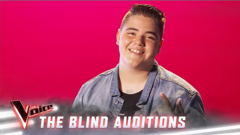 Artist Spotlight Jordan Anthony Rabbone The Voice Australia 2019