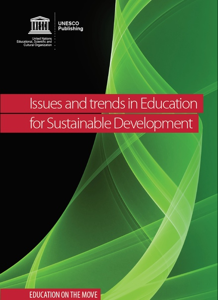Education for sustainable development UNESCO 2018