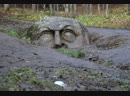 Вот,что можно увидеть,за выходные и праздники если не пить (Парк Сергиевка, усадьба Лейхтенбергских.
