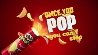 Музыка из рекламы Pringles 2018