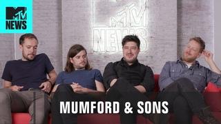 Mumford & Sons on Their New Album, 'Delta' | MTV News