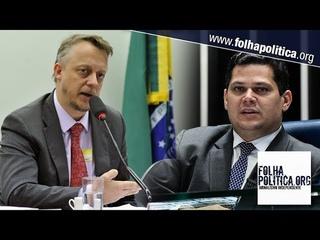 Procurador 'enquadra' Davi Alcolumbre: 'O senhor traiu milhares de brasileiros que...