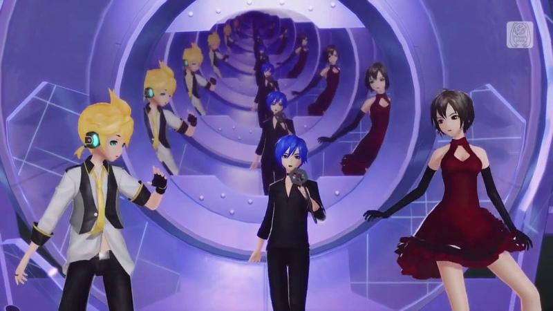 VOCALOID 4 Beauty Medley ~ Glossy Mixture Len V4 MEIKO V3 KAITO V3 Project Diva X