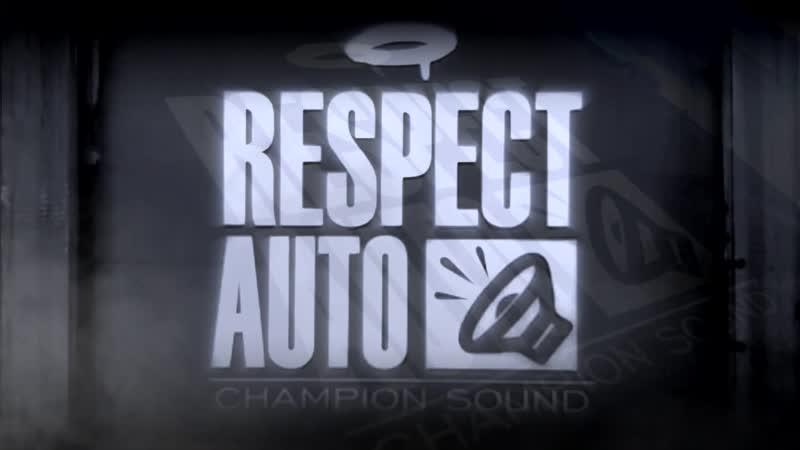 Silkscreen Respect Avto
