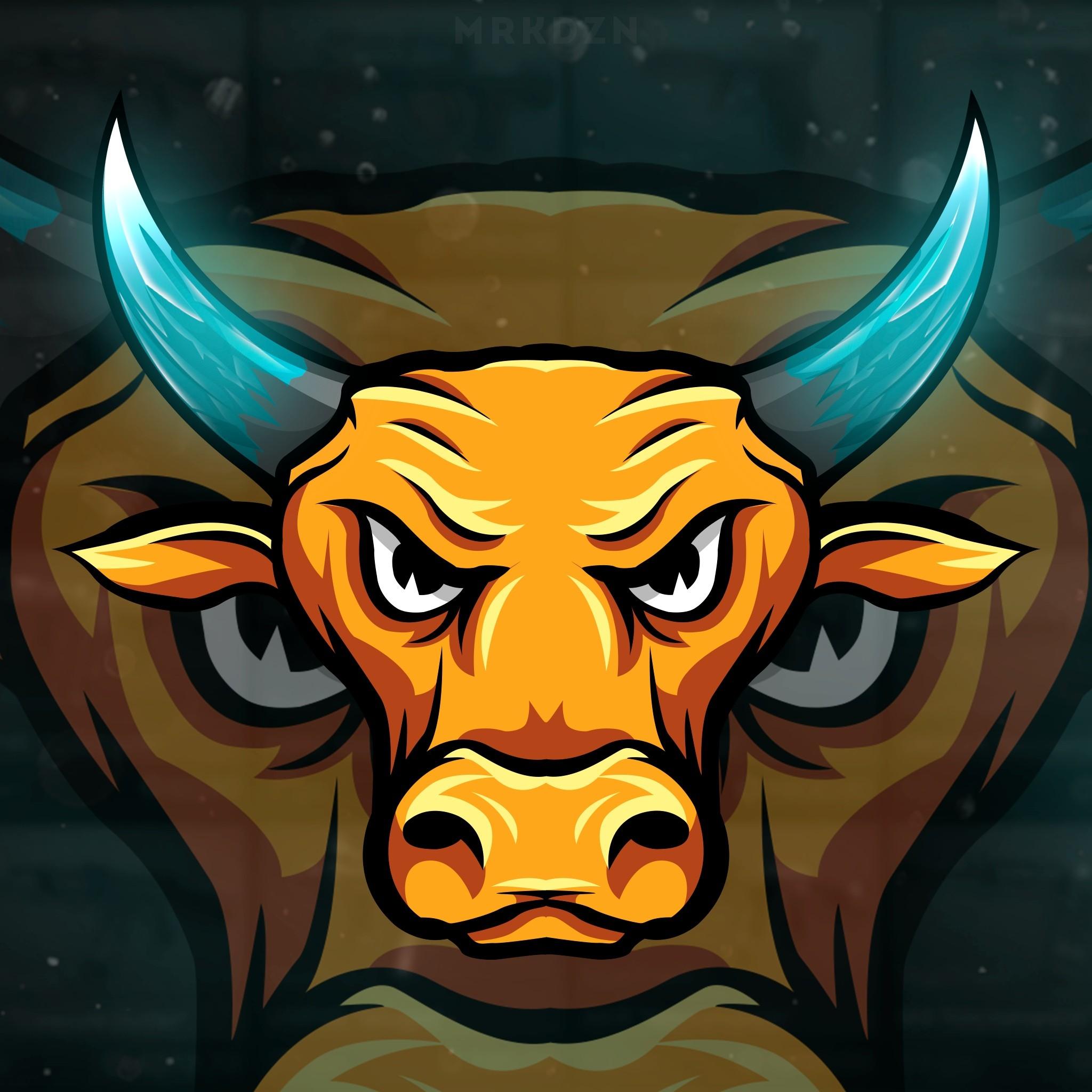 Картинки быка на аватарку