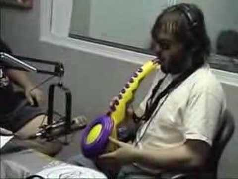 Jack Black of Tenacious D vs. Señor Sax-A-Boom in an EPIC BATTLE!! **PLEASE SUBSCRIBE**