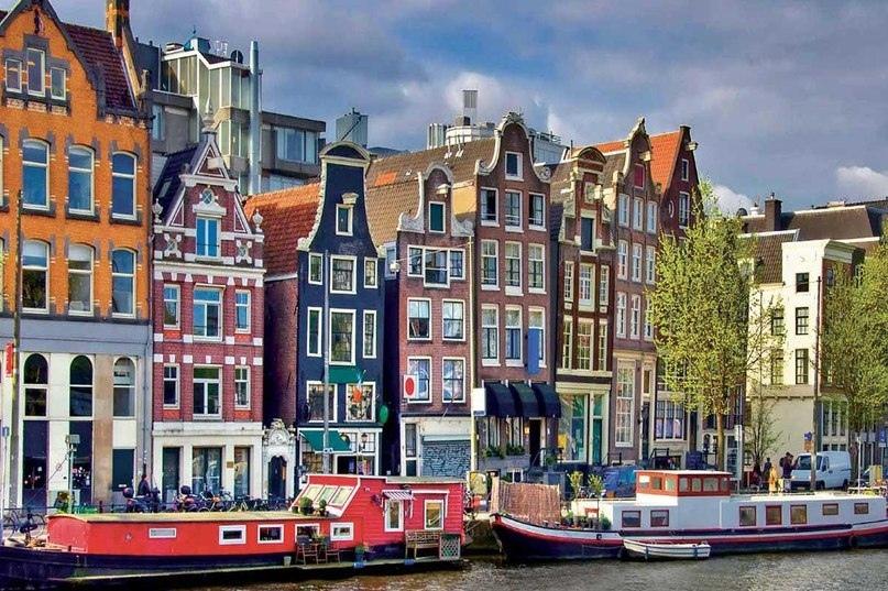 Страны мира — Нидерланды, изображение №4
