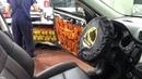 Nissan X Trail Двери штатной виброизоляции практически нет Шумозащита Добавили три слоя