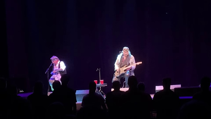 Don Dokken with Jack Russell Dream Warriors Beaver Dam KY 9-7-2019
