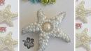 DIY || Tutorial Bros Starfish (Bintang Laut)