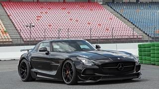 Albert Park @ Mercedes SLS AMG | ACRACE - LIVE ONBOARD